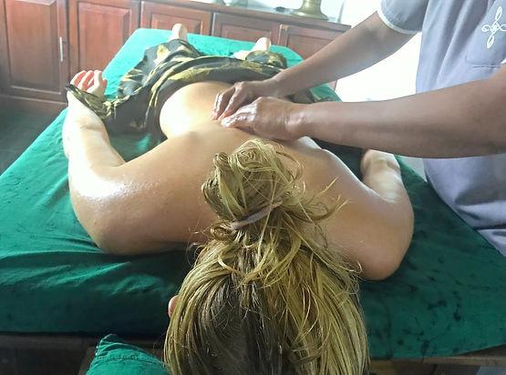 Ayurveda Massage in NH