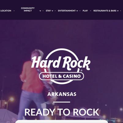 Hard Rock Arkansas