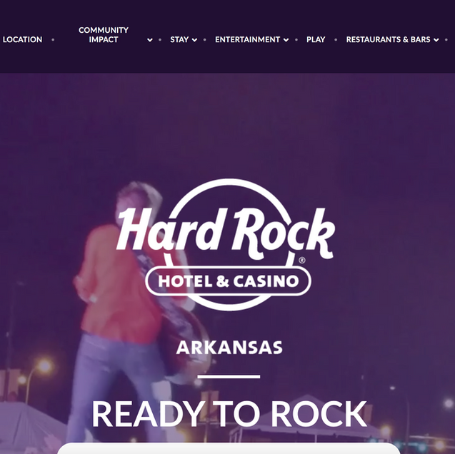Hard Rock Arkansas