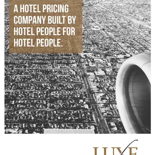 Luxe Pricing - Brochure Design