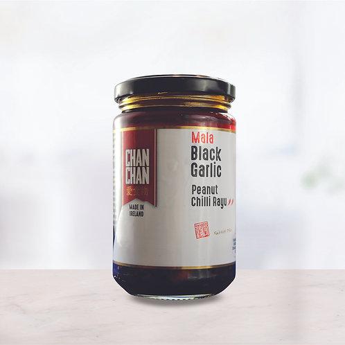 Mala Black Garlic & Peanut Rayu 285g