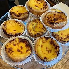 MACAU STYLE EGG TARTS 葡式蛋挞