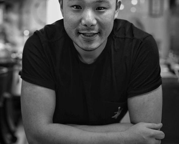 Irish TV Chef Kwanghi Chan