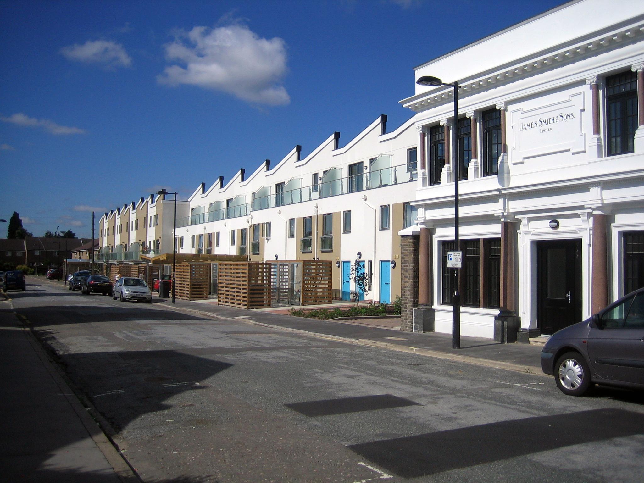 Carmichael Works - Croydon