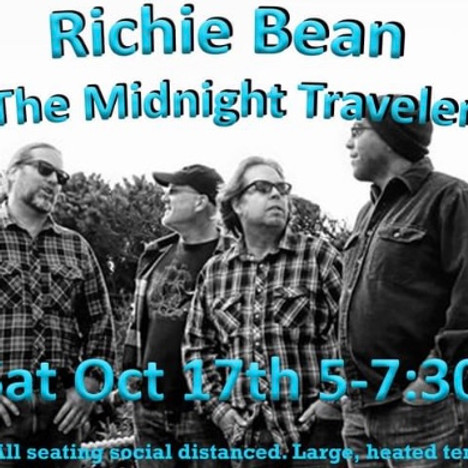 Richie Bean & The Midnight Travelers @ Fido's