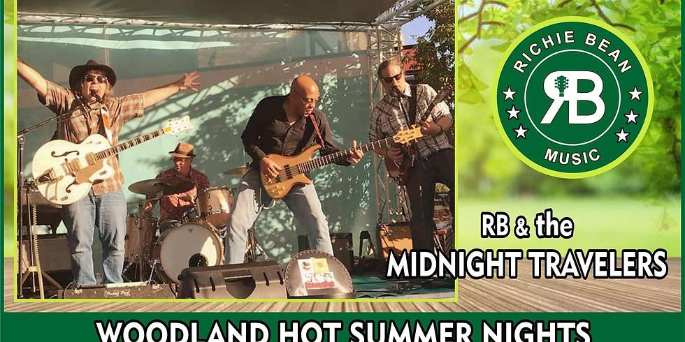 Woodland Hot Summer Nights!