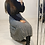 Thumbnail: Black and White Knitted Midi Skirt
