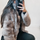Thumbnail: Premium Mink Faux Fur Zip Through Jacket