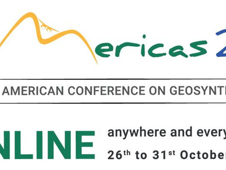 Canal Lining Session at the GeoAmericas Conference 2020 (Full recording of the presentations)