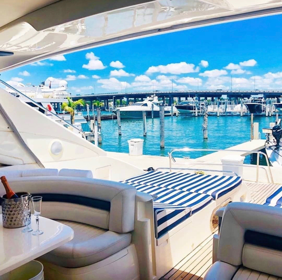 36 ft Yacht Tour (2-Hours)
