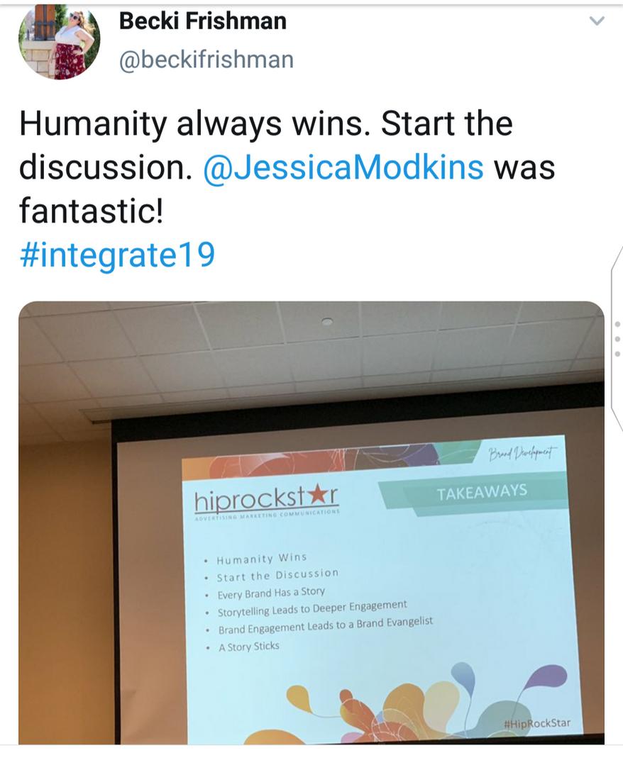 Jessica was fantastic!