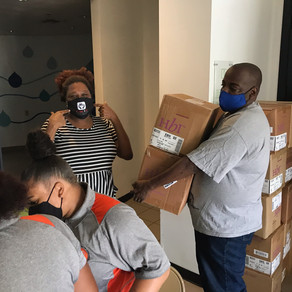 MIAMI-DADE CHAMBER OF COMMERCE DISTRIBUTES MORE THAN 50,000 REUSABLE CLOTH MASKS