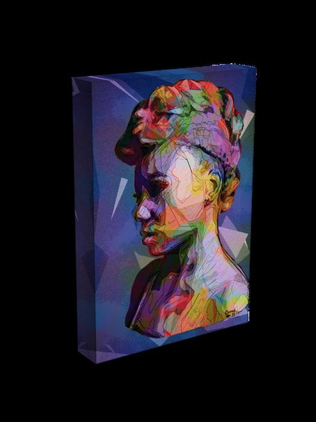 Single-Person Artwork