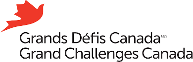 Grand Challenges Canada Logo