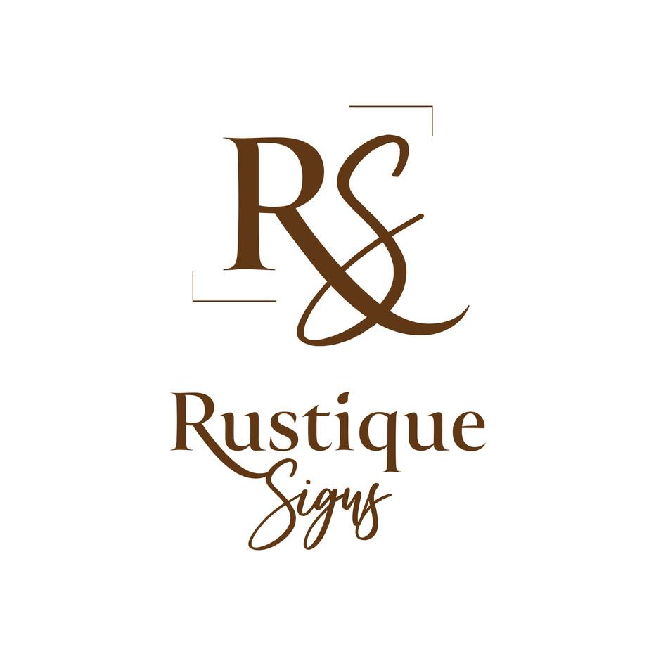 Rustique Signs