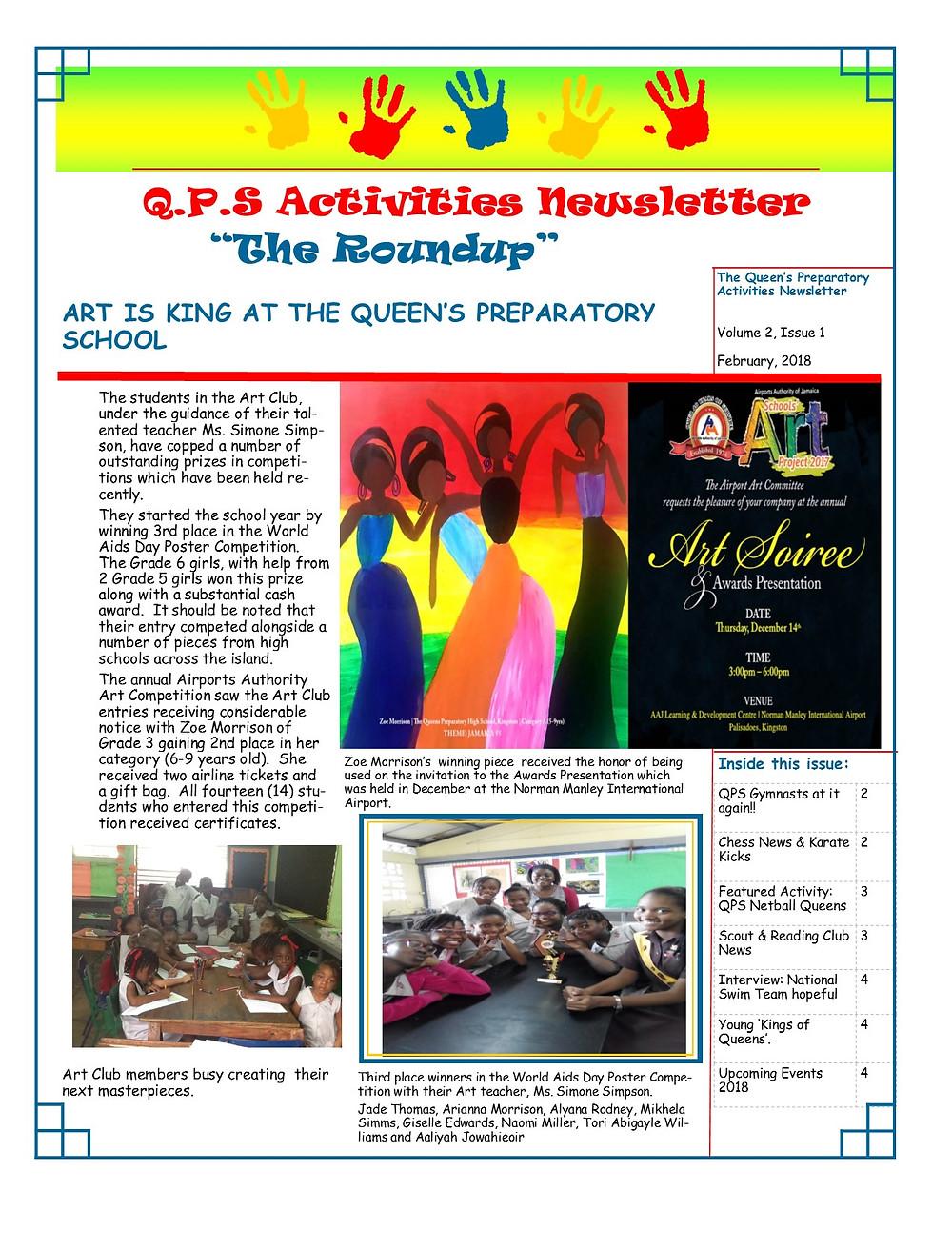 Queen's Prep School, the best preparatory school in Kingston Jamaica