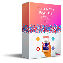 Social Media Posts Only Packages | Humbird Media