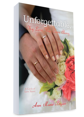 Unforgettable book by Ann Marie Bryan Christian Fiction Author