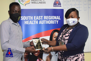 Staff Outstanding Presentation Awards