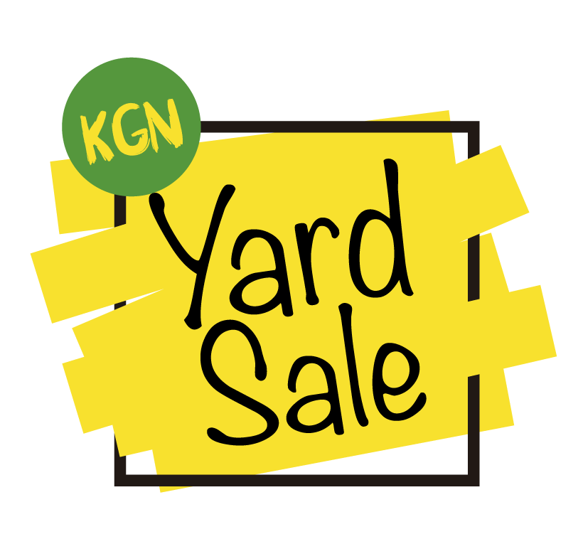 Kingston Yard Sale
