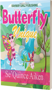 Butterfly Unique by Se'Quince Aiken