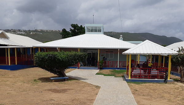 PROMAC Building at the Bustamante Hospital for Children
