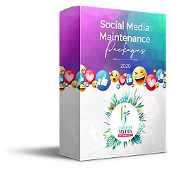 Social Media Maintenance Packages | Humbird Media