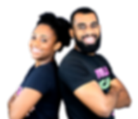 Cory & Shauna-Kay Anderson   Website, Animation, Graphic Design, Social Media Company Jamaica