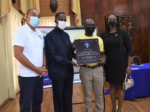 US Based Church Groups Adopts Gordon Town Health Centre