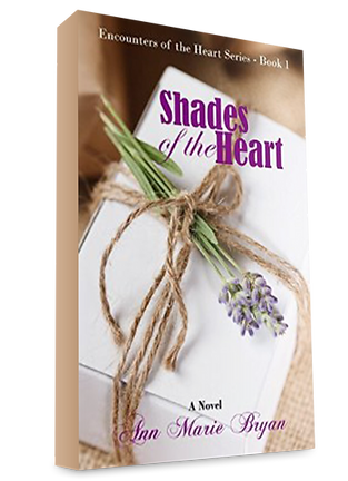 Read Shades of the Heart by Ann Marie Bryan Christian Fiction Author