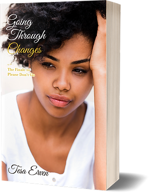 Going Through Changes Book Mockup