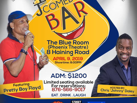 Comedy Bar - April 8, 2019