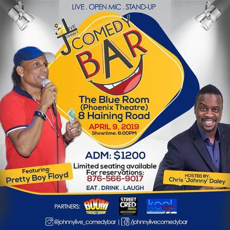 Comedy Bar - April 8, 2019