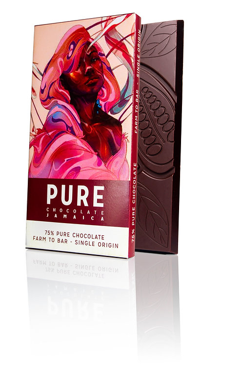 75% PURE Dark Chocolate