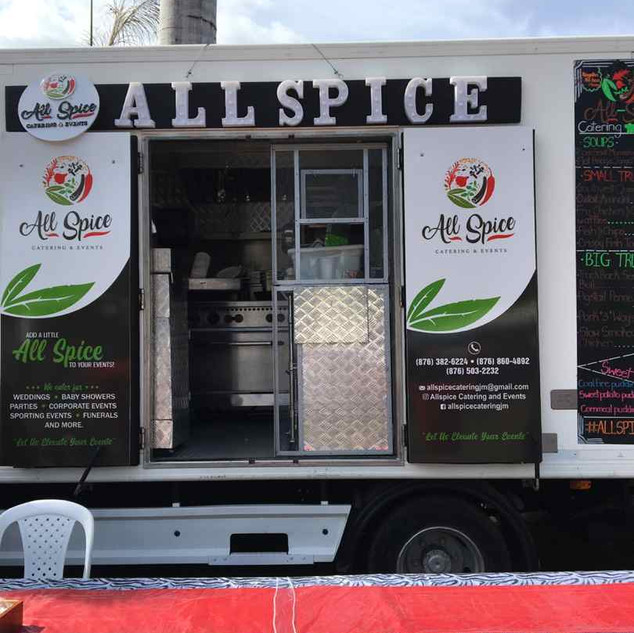 AllSpice Food Truck