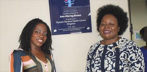Olympic Gardens Health Centre Adopt-A-Clinic