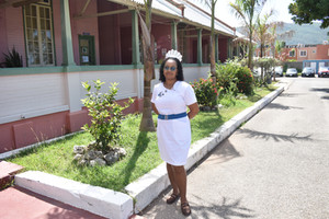 Nurses Day 2021 at the Bustamante Hospital for Children