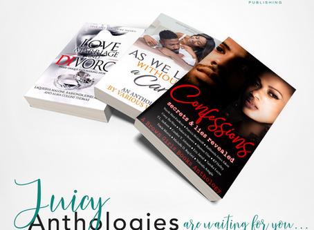 Get Your Juicy Anthologies!