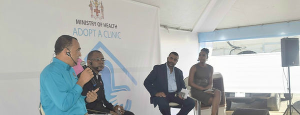 St. Jago Park Health Centre Adopt-A-Clinic