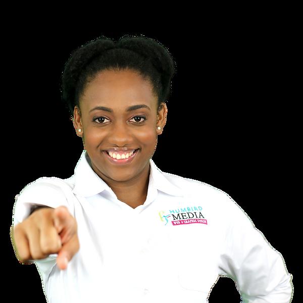 Shauna-Kay Anderson, Co-Founder of Humbird Media