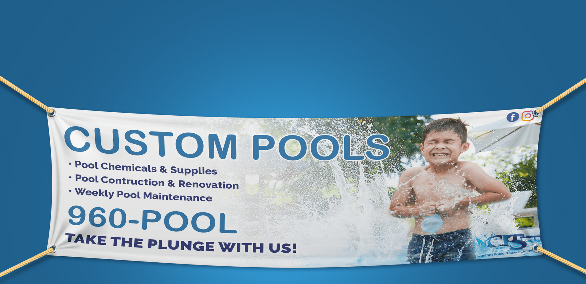 Custom Pools & Spas Limited