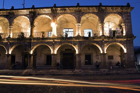 Municipal-Building-in-Antigua-Guatemala.