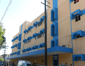 Kingston Public Hospital (KPH)