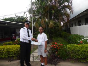 TYLER-CARIBBEAN AIRLINES AWARD