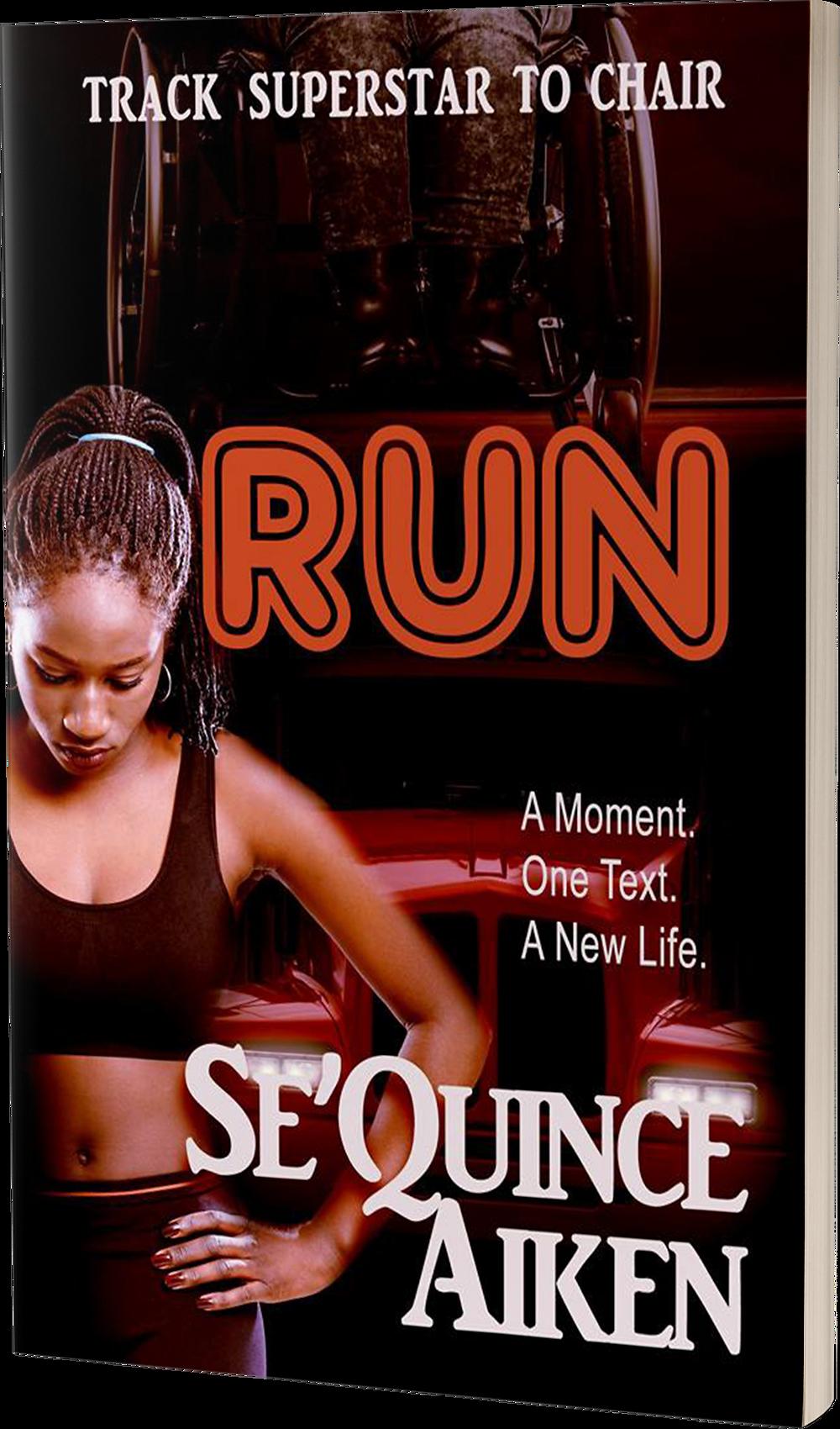 Run by SeQuince Aiken Book Cover