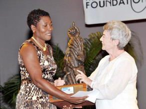 Children First! Organisation Wins 2013 Michael Manley Foundation Award For Community Self-Reliance