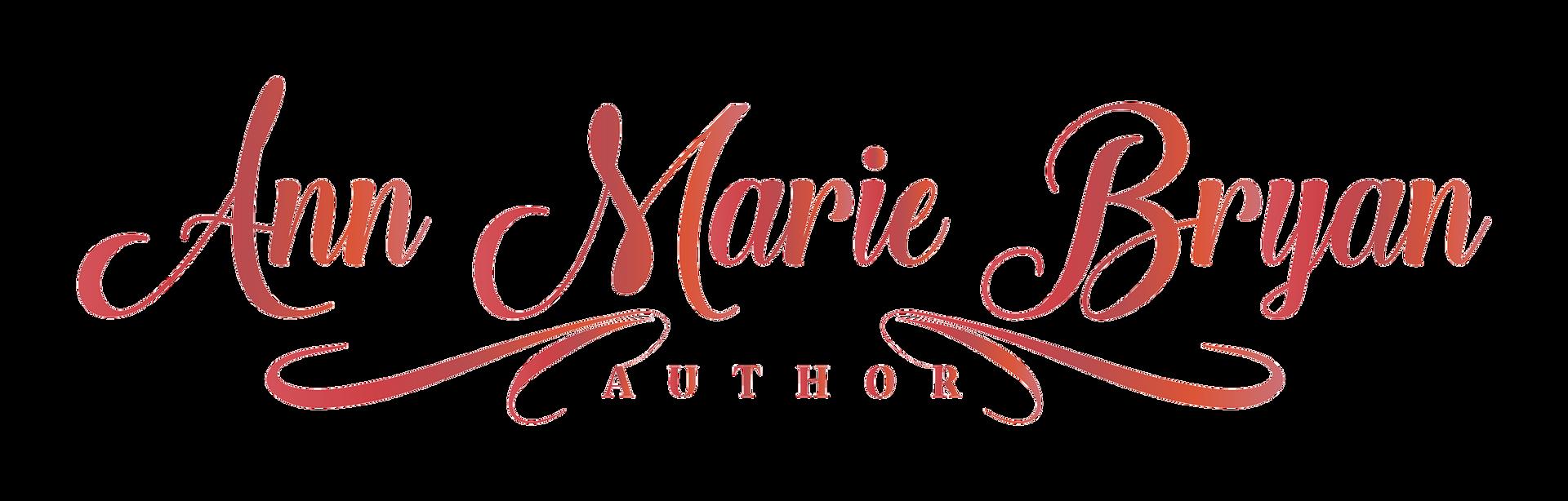 Author Ann Marie Bryan