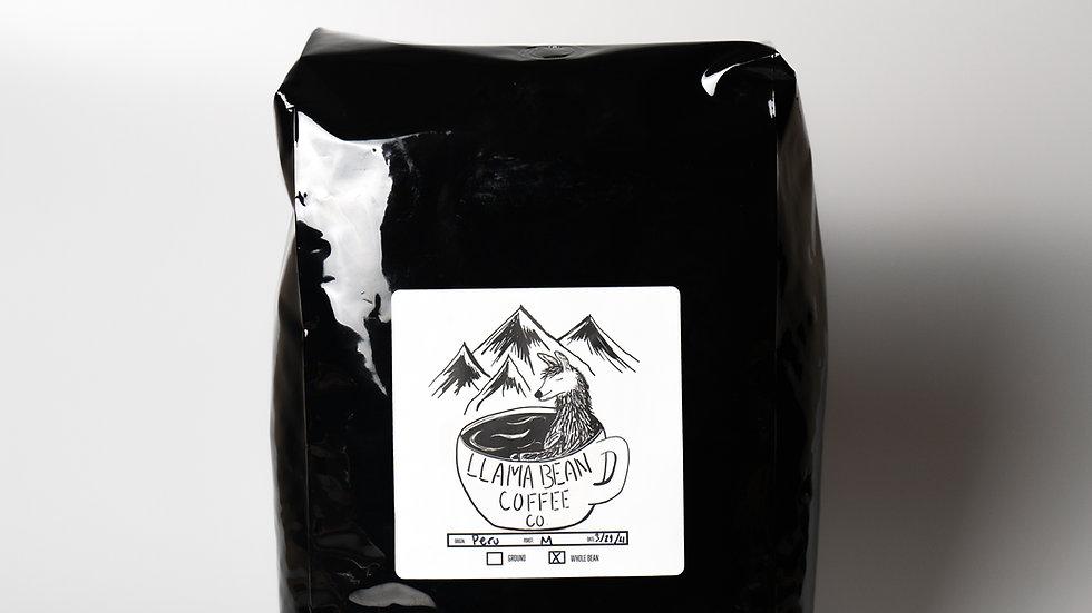 5LB Llama Bean Coffee