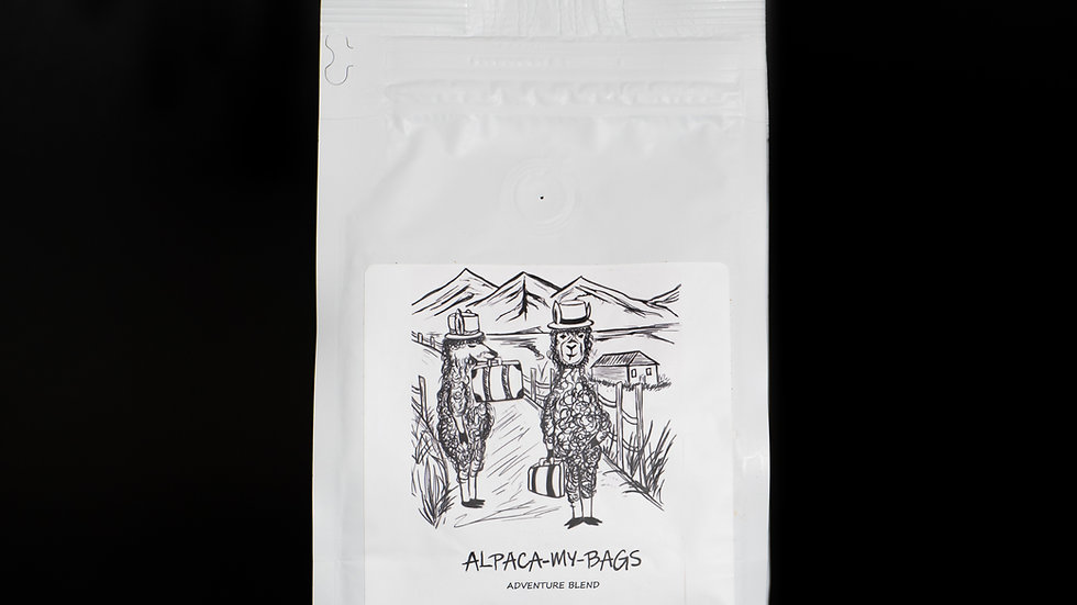 12 OZ ALPACA-MY-BAGS COFFEE