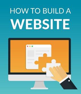 How to build a website?